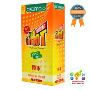 Bao Cao Su Gai Okamoto Dot De Hot