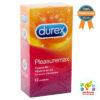 Durex Pleasuremax ( Bao Cao Su Gai Gân Hộp 12 )