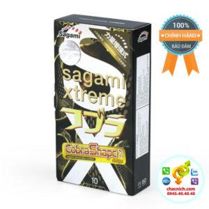 Bao Cao Su Đầu Rắn Hổ Mang Sagami Cobra