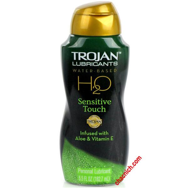 Gel dưỡng ẩm âm đạo tốt nhất H2O Sensitive Touch