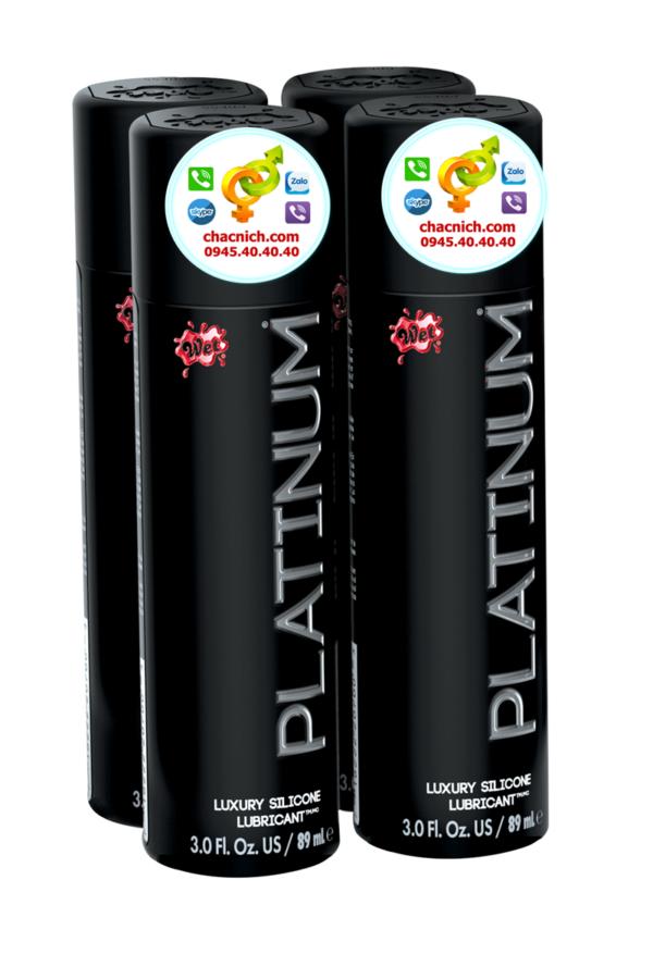 gel bôi trơn Wet Premium Silicone Lube là loại gel bôi trơn chất lượng cao được sản xuất tại Mỹ