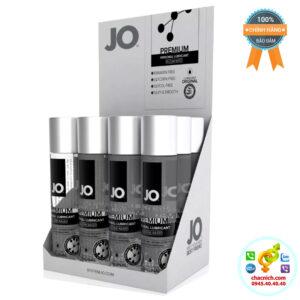 gel bôi trơn silicone cao cấp system jo premium chai 60ml