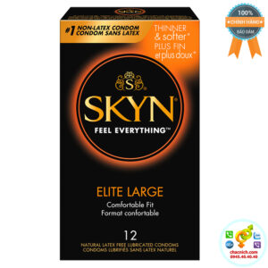 bao cao su LifeStyles Skyn Elite Large Condoms 56mmFrom LifeStyles