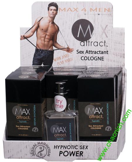 nước hoa max attract pheromone cologne